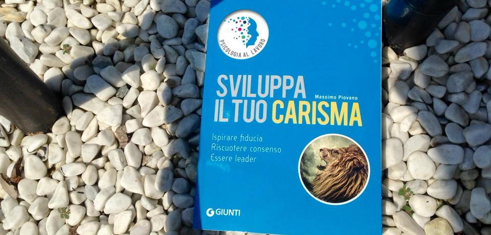 sviluppa_il_tuo_carisma_locandina_libro_di_massimo_piovano